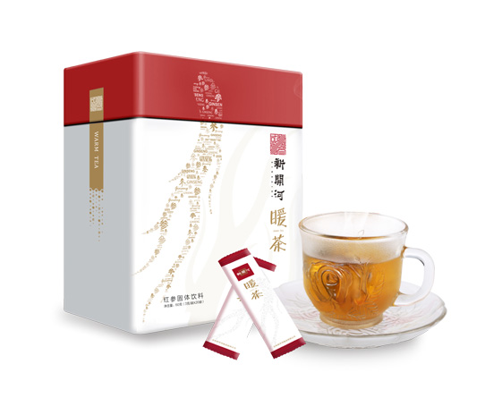 新开河暖茶